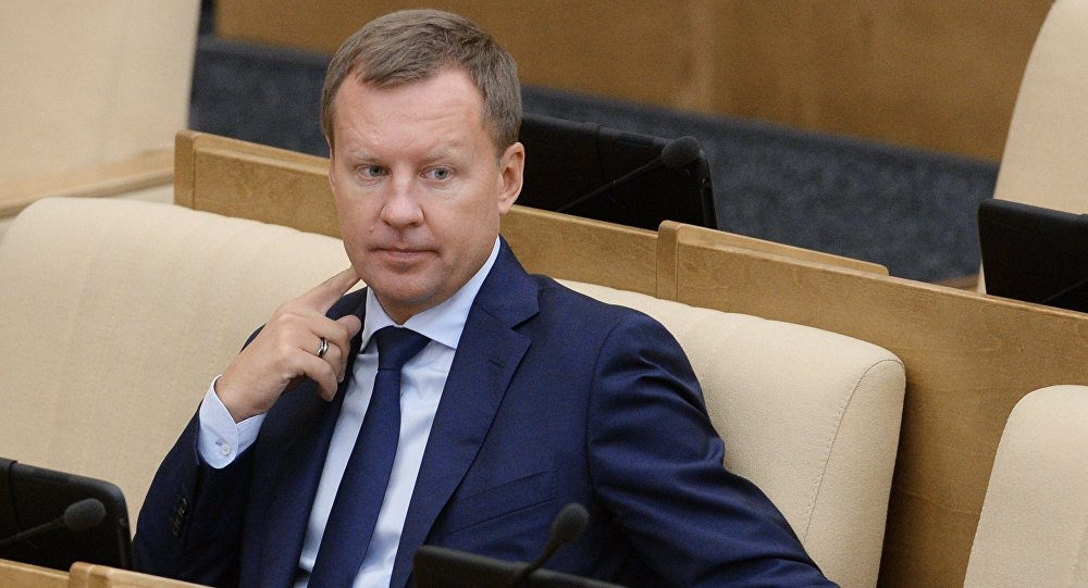 Ukrainian media disclose name of ex-State Duma deputy Voronenkov's assassin
