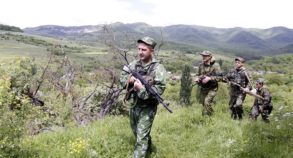Russia Signs Military Units Inclusion Agreement With South Ossetia
