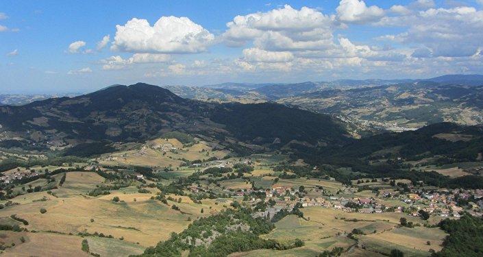 Emilia-Romagna province view. (File)