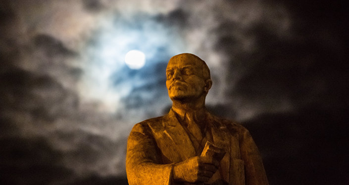 Lenin monument. File photo