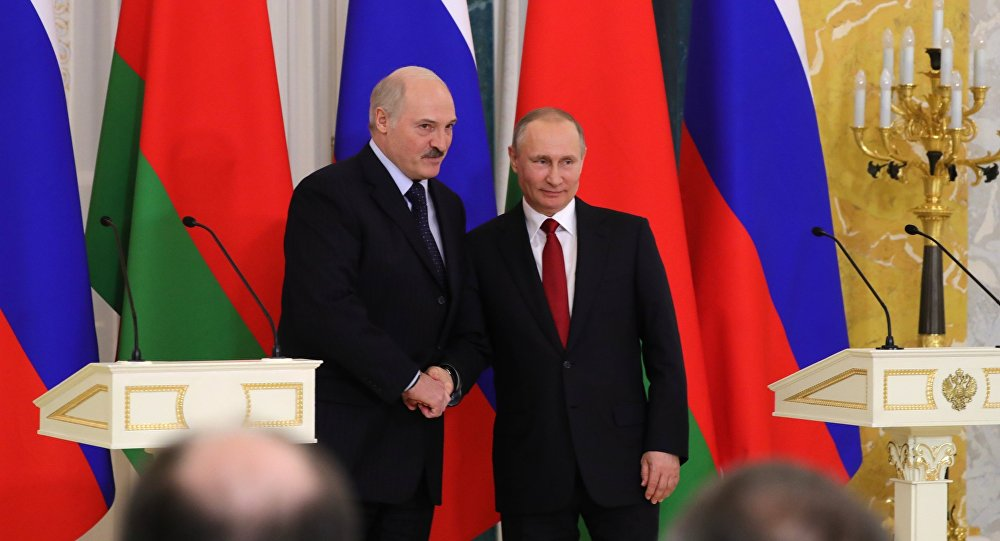 Russian President Vladimir Putin visits Northwestern Federal District