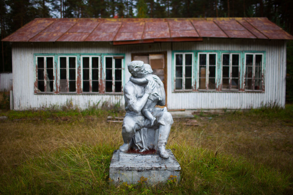 Ghosts of the Soviet Era: Creepy Charm of Abandoned and Rundown Places