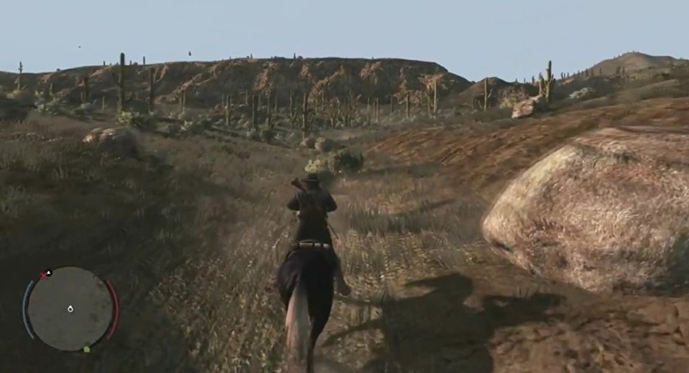 Red Dead Redemption-Wild Wild West !