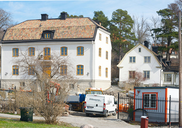 Saltsjö-Duvnäs. File photo