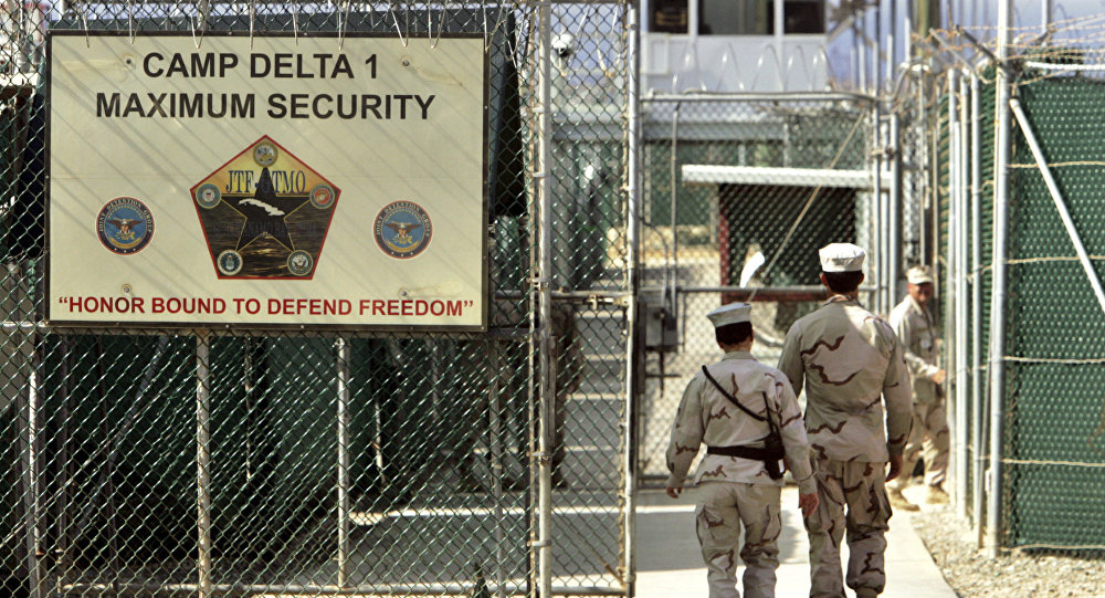 Biden Administration Launches Formal Review of Guantanamo Bay Detention Camp