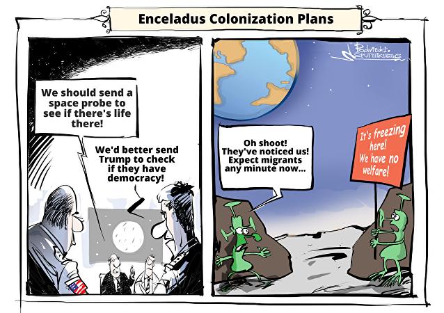 Extraterrestrial Migration