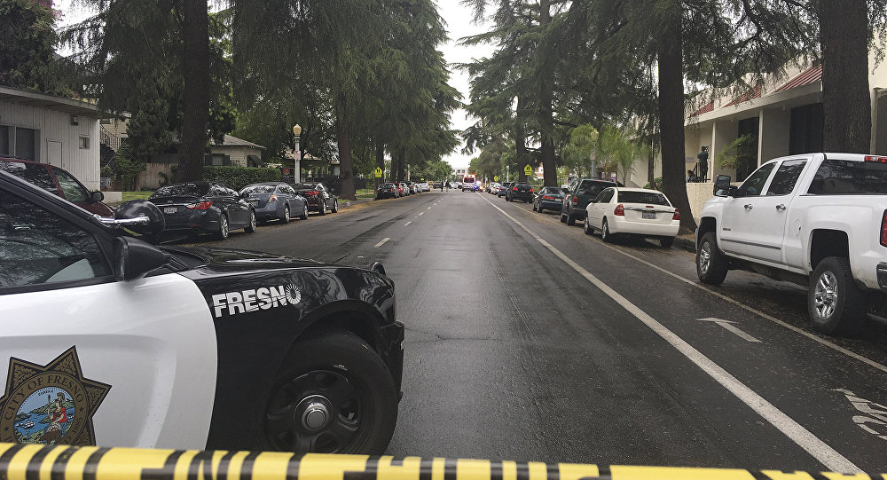 Fresno gunman who randomly killed 3 men screamed 'Allahu Akbar'