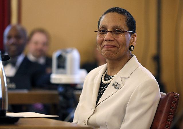 Justice Sheila Abdus-Salaam