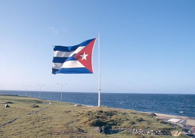 Cuba, flag