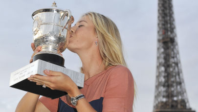Guess Who's Back? Queen of the Tennis Court Maria Sharapova Returns to Action