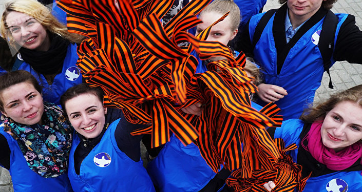 St. George Ribbon campaign starts in Russia
