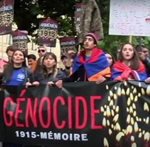 Anniversary Of The Armenian Genocide