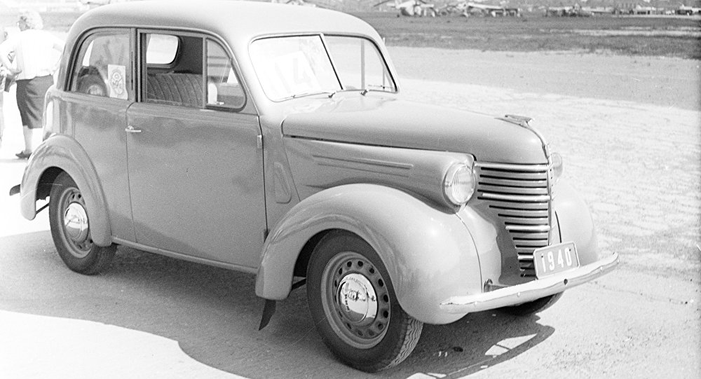 KIM-10: The Story of the First Soviet \'People\'s Car\' (PHOTOS ...