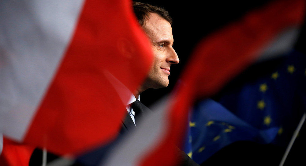 European Union must reform or face Frexit: Macron