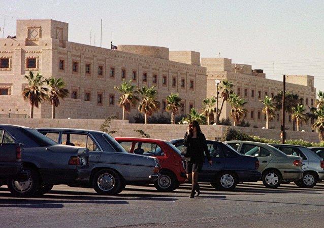U.S embassy in Amman, Jordan (File)