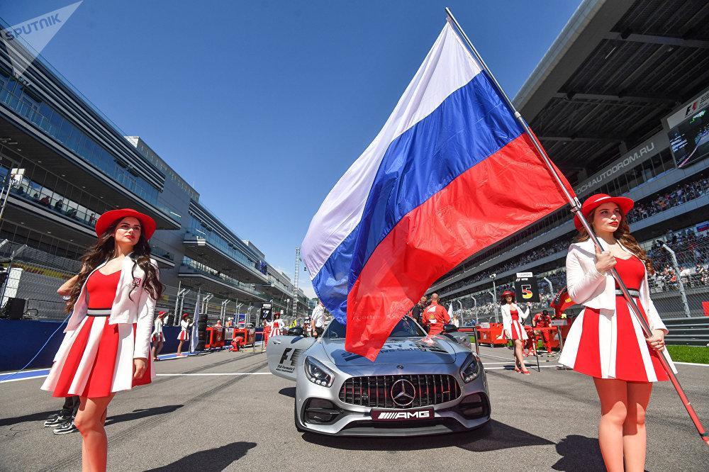 Auto Race Fit for a President: Russian F1 Grand Prix in Sochi