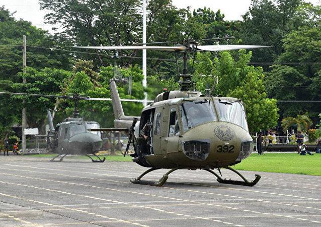 PAF's Dornier UH-1D