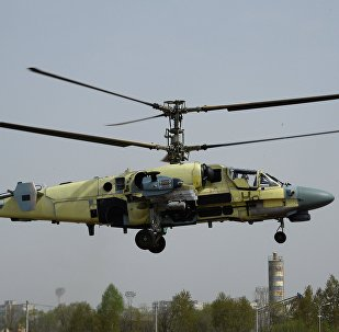 Home of Russian Alligators: The Place Where Ka-52 Attack Helicopters Are Built