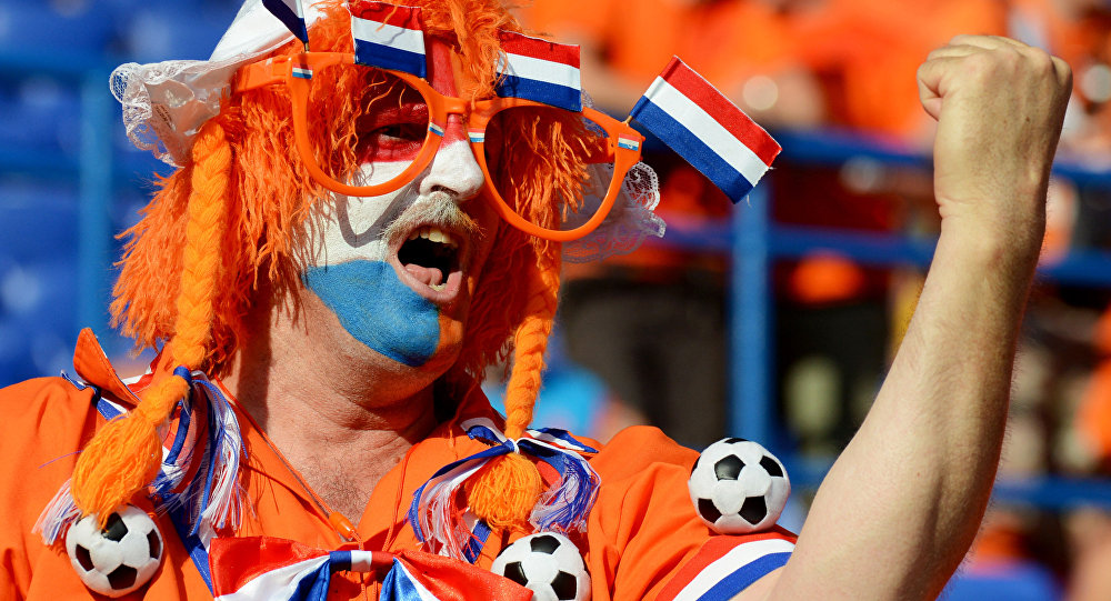 Dutch Football Fans Riot After Their Team Fails to Secure Title
