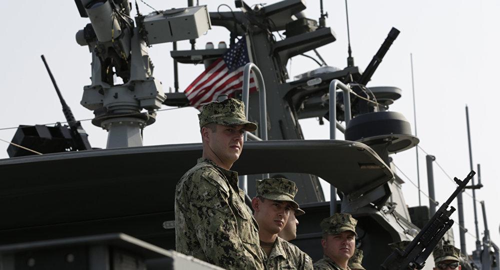 U.S. Navy sailors. (File)