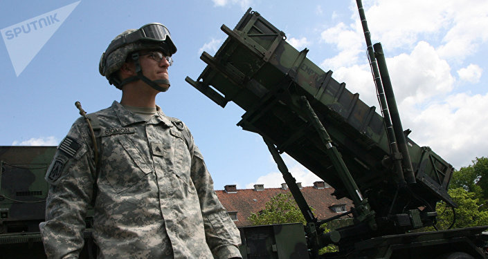 American Patriot missiles  (File)