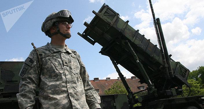 American Patriot missiles  (File)