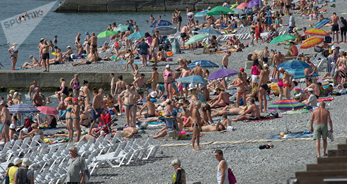 Recreation in Crimea