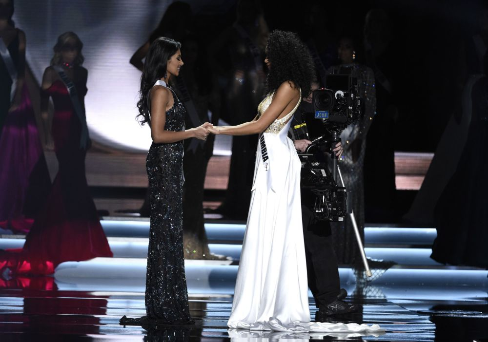 American Beauties Grace the Stage at Miss USA 2017