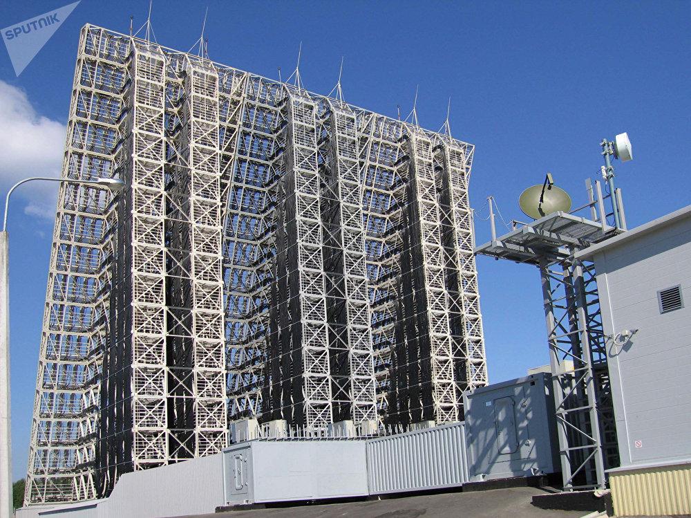 VHF radar Voronezh, Leningrad Region