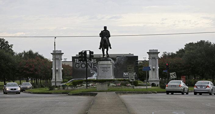 P.G.T. Beauregard Statue