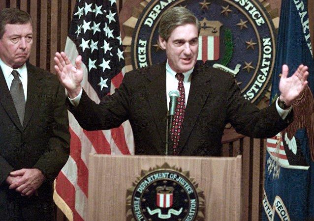 Former FBI Director Mueller
