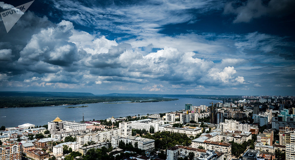 Cities of Russia. Samara