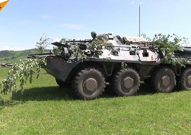 Saber Junction 17 NATO Drills