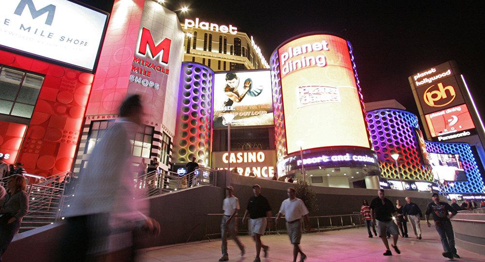 Planet Hollywood Resort & Casino in Las Vegas