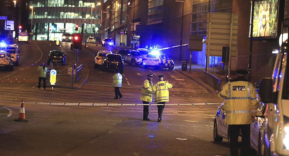 Manchester concert attack sparks security scare worldwide