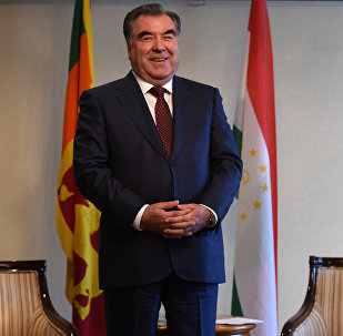 President of Tajikistan Emomali Rahmon. (File)