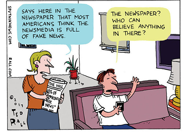 Media Poll Fake News