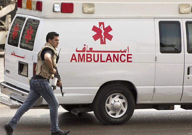 Egypt Ambulance