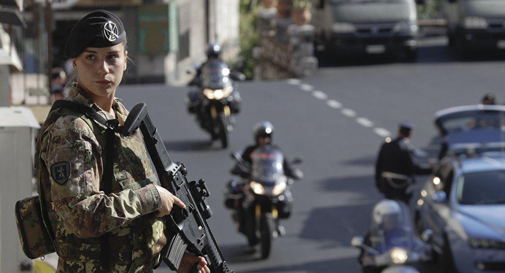 Italian Police Detain Two Syrians In Sicily On Suspicion