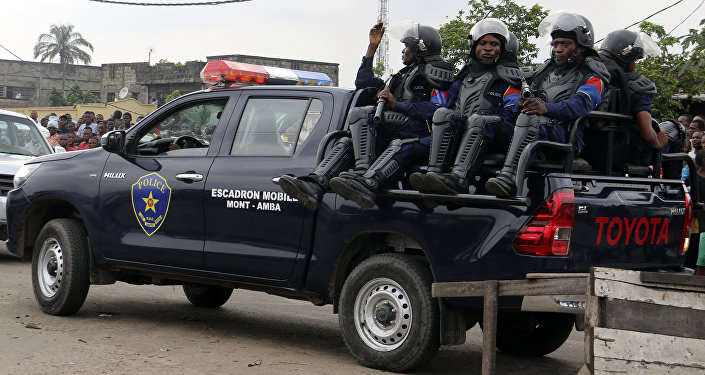 Congolese forces kill at least seven during anti-government protests