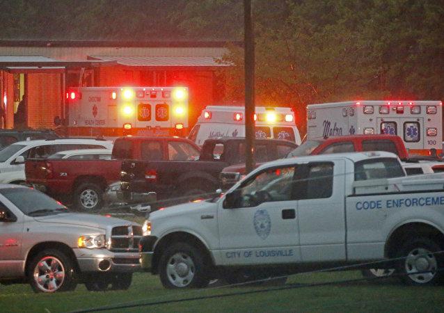 Mississippi Ambulances (File)
