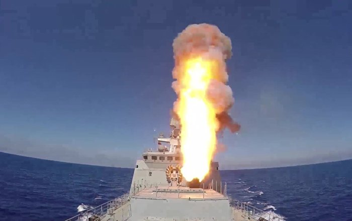 Kalibrs in Syria Why Cruise Missiles Strike on Daesh Was