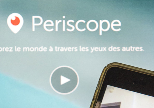 Online app Periscope
