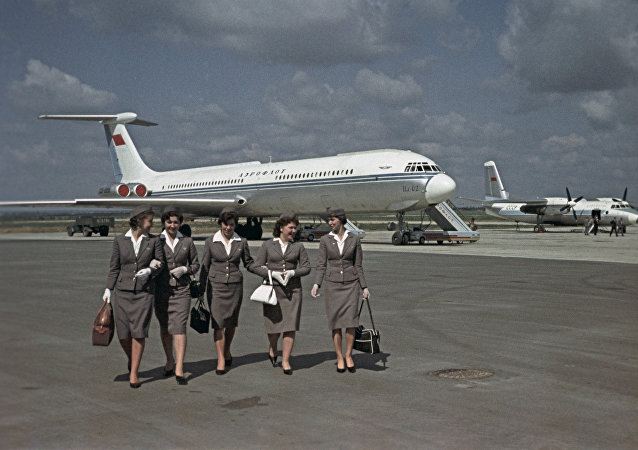 Masters of the Sky: Legendary Soviet Passenger Planes