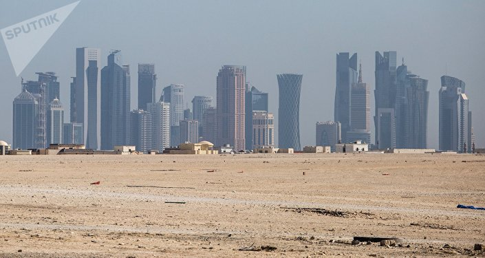 Cities of the world. Doha
