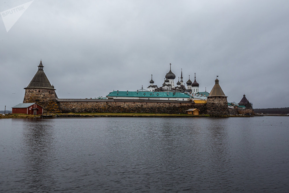 Solovetsky Islands: Sacred Places in the White Sea
