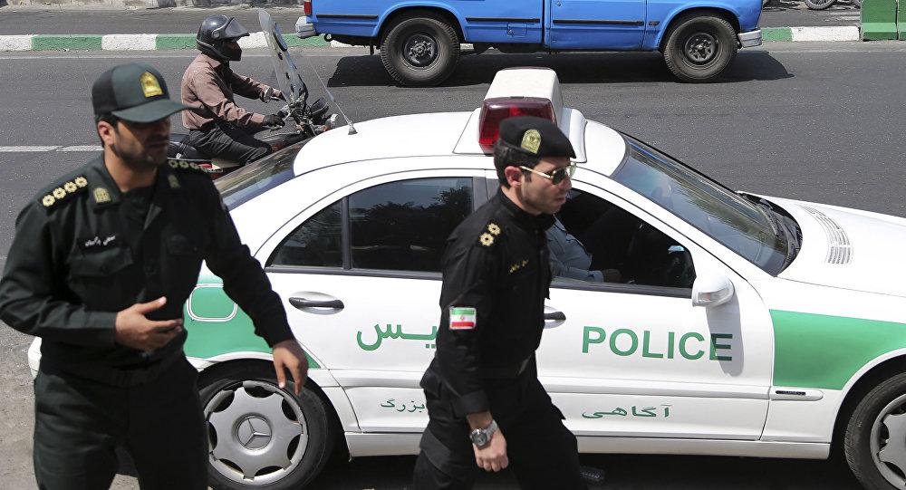 Iranian police (File)
