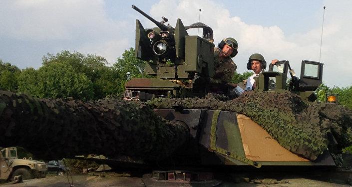 Romainian Tank