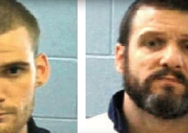 Ricky Duboseand Donnie Rowe, two Georgia inmates who killed two corrections officers before escaping a transport bus