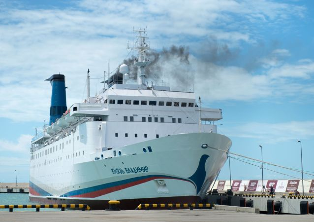 Voyage Voyage! Welcome Aboard Russia's Knyaz Vladimir Cruise Liner